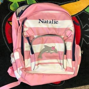 Pottery barn backpack Natalie